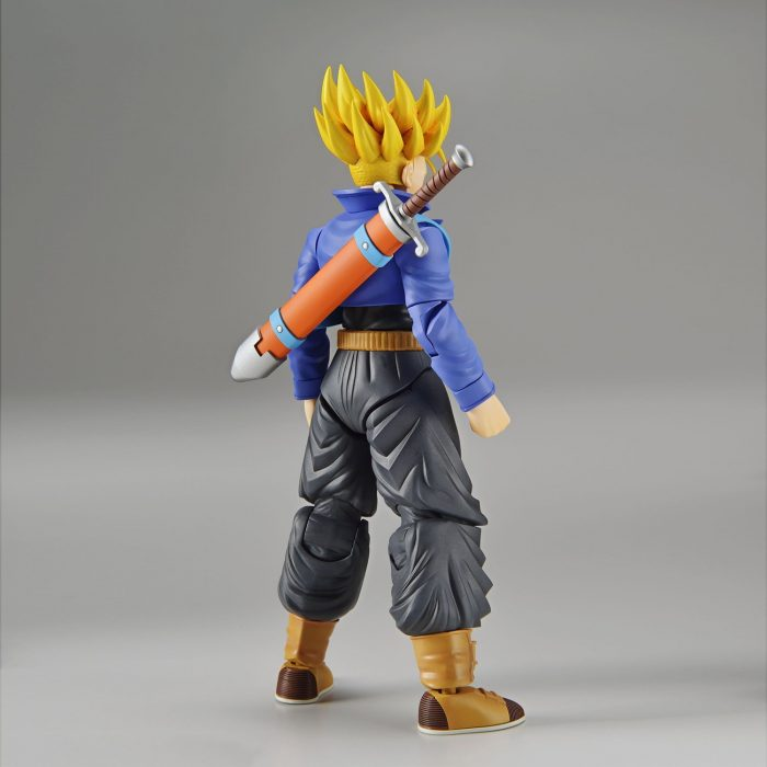 Bandai-Hobby-figure-rise-estndar-Super-Saiyan-Trunks-Dragon-Ball-Z-modelo-kit-0-1