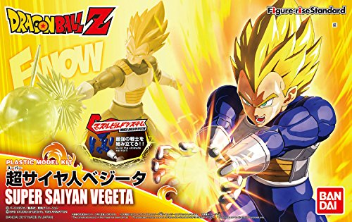 Bandai-Hobby-figure-rise-estndar-Super-Saiyan-Vegeta-Dragon-Ball-Z-modelo-kit-0-5