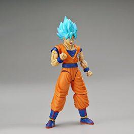 Bandai-Hobby-figure-rise-estndar-ssgss-Goku-Kit-de-plstico-modelo-0-2