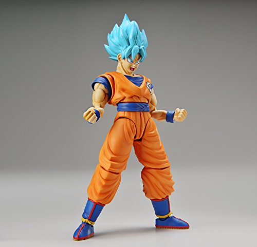 Bandai-Hobby-figure-rise-estndar-ssgss-Goku-Kit-de-plstico-modelo-0-5