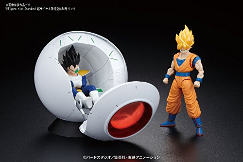 Bandai-Kit-de-Modelismo-Maqueta-Figure-rise-Mechanics-Dragon-Ball-cpsula-nave-espacial-Saiyan-Vegeta-0-2