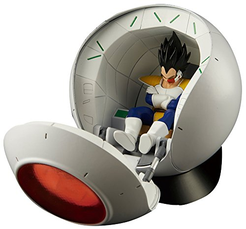 Bandai-Kit-de-Modelismo-Maqueta-Figure-rise-Mechanics-Dragon-Ball-cpsula-nave-espacial-Saiyan-Vegeta-0
