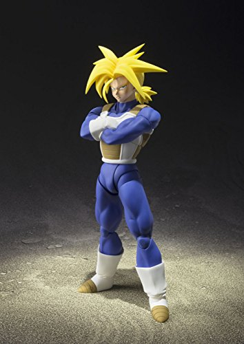 Bandai-Tamashii-Nations-Super-Saiyan-Trunks-Cell-Saga-Version-Dragon-Ball-Z-Action-Figure-0-0