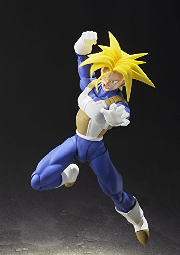Bandai-Tamashii-Nations-Super-Saiyan-Trunks-Cell-Saga-Version-Dragon-Ball-Z-Action-Figure-0-3