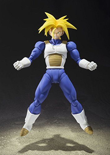 Bandai-Tamashii-Nations-Super-Saiyan-Trunks-Cell-Saga-Version-Dragon-Ball-Z-Action-Figure-0-4