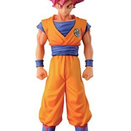 Banpresto-Dragon-Ball-Z-59-Super-Saiyan-God-Son-Goku-Figure-Chozousyu-Series-by-Banpresto-0