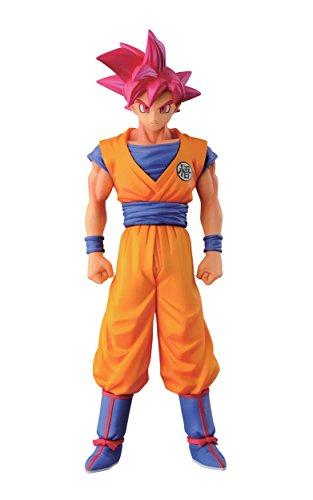 Banpresto-Dragon-Ball-Z-59-Super-Saiyan-God-Son-Goku-Figure-Chozousyu-Series-by-Banpresto-0