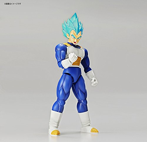 Dragon-Ball-Super-Bandai-Figure-rise-Standard-Super-Saiyan-God-Super-Saiyan-Vegeta-Model-Kit-Maqueta-Necesario-Su-Montaje-0-3