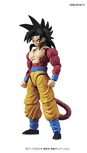 Dragon-Ball-Z-Dragon-Ball-GT-Super-Saiyan-4-Son-Goku-Figure-rise-StandardImportacin-Japonesa-0-0