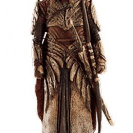 Lord-Of-The-Rings-Figura-de-Plomo-El-Seor-de-los-Anillos-Lord-of-the-Rings-Collection-N-30-Haldir-At-Helms-Deep-0