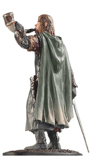 Lord-Of-The-Rings-Figura-de-Plomo-El-Seor-de-los-Anillos-Lord-of-the-Rings-Collection-N-7-Boromir-At-Amon-Hen-0