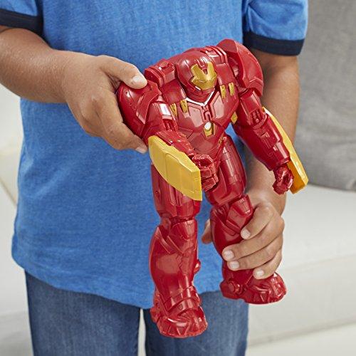 Marvel-Avengers-Figura-Hulkbuster-30-cm-Hasbro-B6496EU4-0-1