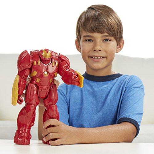 Marvel-Avengers-Figura-Hulkbuster-30-cm-Hasbro-B6496EU4-0-5
