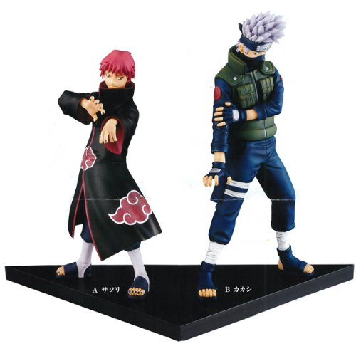 NARUTO-Naruto-Shippuden-DXF-figure-Shinobi-Relations-4-full-set-of-2-japan-import-0