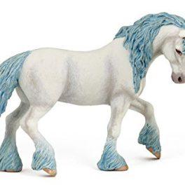 Papo-Unicornio-mgico-figura-con-diseo-Mundo-de-Hadas-color-azul-2038824-0