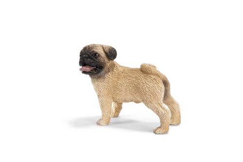 Schleich-16381-Figura-miniatura-Perro-pug-0-0