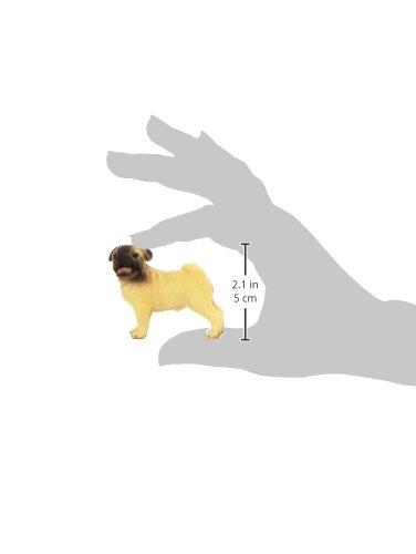 Schleich-16381-Figura-miniatura-Perro-pug-0-1