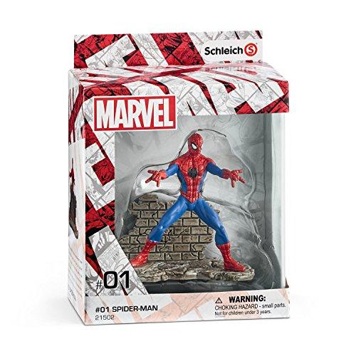Schleich-Spider-Man-figura-21502-0