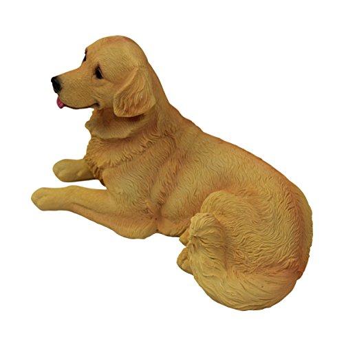 1Plus-poliresina-figuras-Jardn-Figura-perro-Golden-Retriever-pintado-a-mano-Jardn-Decoracin-Animales-resina-decoracin-figuras-0-0
