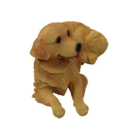 1Plus-poliresina-figuras-Jardn-Figura-perro-Golden-Retriever-pintado-a-mano-Jardn-Decoracin-Animales-resina-decoracin-figuras-0-1