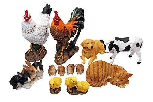 1Plus-poliresina-figuras-Jardn-Figura-perro-Golden-Retriever-pintado-a-mano-Jardn-Decoracin-Animales-resina-decoracin-figuras-0-3