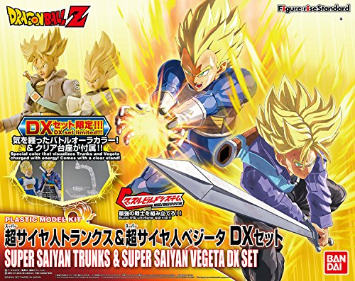 Bandai-Figure-Rise-Standard-Dragon-Ball-Super-Saiyan-Trunks-Super-Saiya-Vegeta-DX-Set-0-5