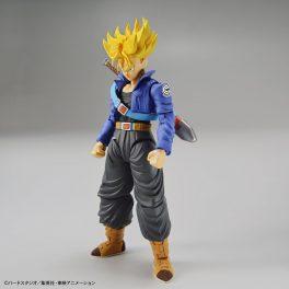 Bandai-Hobby-figure-rise-estndar-Super-Saiyan-Trunks-Dragon-Ball-Z-modelo-kit-0-5