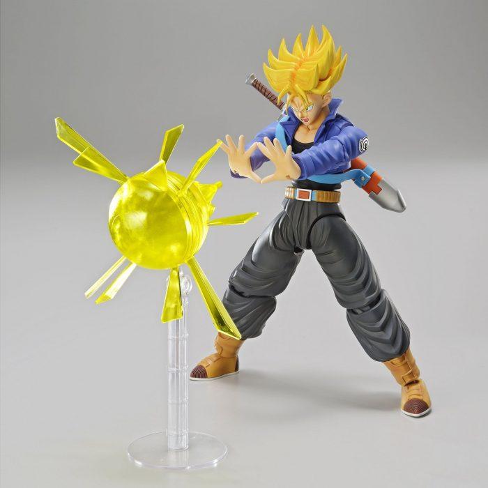 Bandai-Hobby-figure-rise-estndar-Super-Saiyan-Trunks-Dragon-Ball-Z-modelo-kit-0-6