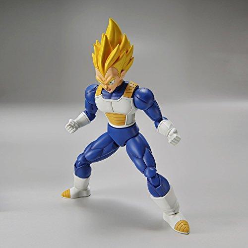 Bandai-Hobby-figure-rise-estndar-Super-Saiyan-Vegeta-Dragon-Ball-Z-modelo-kit-0-1