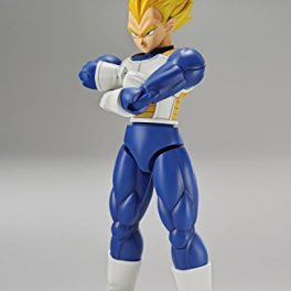 Bandai-Hobby-figure-rise-estndar-Super-Saiyan-Vegeta-Dragon-Ball-Z-modelo-kit-0-2