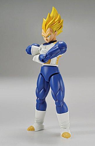 Bandai-Hobby-figure-rise-estndar-Super-Saiyan-Vegeta-Dragon-Ball-Z-modelo-kit-0-2