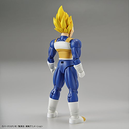 Bandai-Hobby-figure-rise-estndar-Super-Saiyan-Vegeta-Dragon-Ball-Z-modelo-kit-0-7