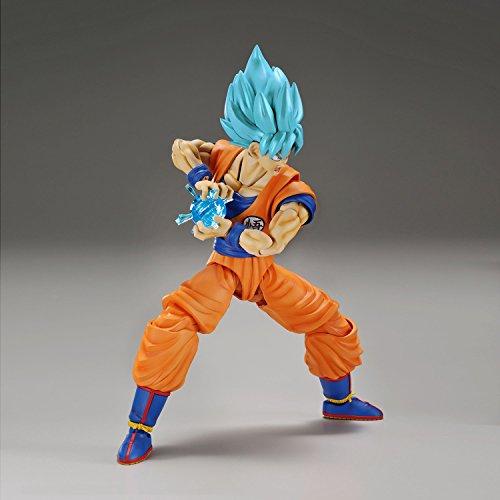 Bandai-Hobby-figure-rise-estndar-ssgss-Goku-Kit-de-plstico-modelo-0-3
