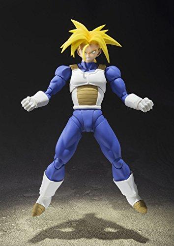 Bandai-Tamashii-Nations-Super-Saiyan-Trunks-Cell-Saga-Version-Dragon-Ball-Z-Action-Figure-0-4
