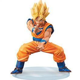 Figuras de Dragon Ball Z: la serie de Goku