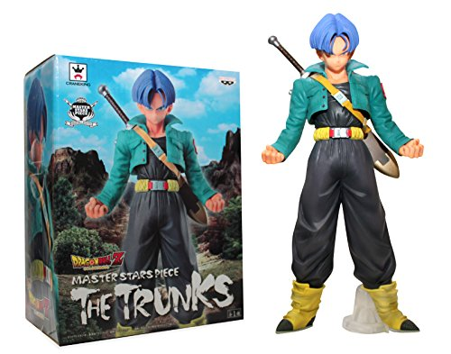 Banpresto-Dragon-Ball-Z-Master-Stars-Piece-Figure-95-The-Trunks-0