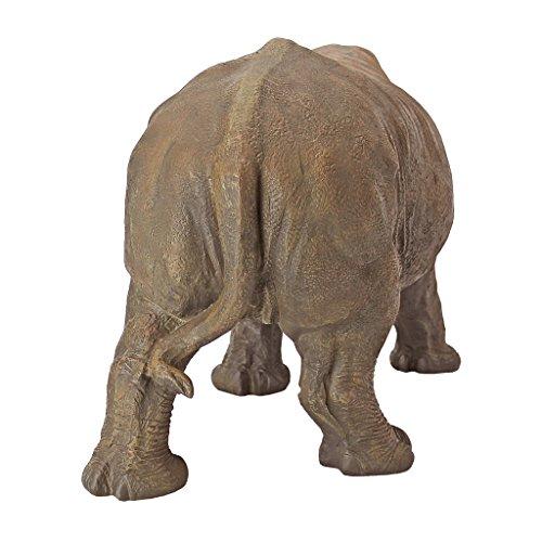 Design-Toscano-by-Blagdon-KY71133-Figura-decorativa-para-jardn-resina-diseo-de-rinoceronte-0-0