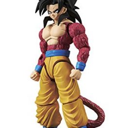 Dragon-Ball-Z-Dragon-Ball-GT-Super-Saiyan-4-Son-Goku-Figure-rise-StandardImportacin-Japonesa-0-0