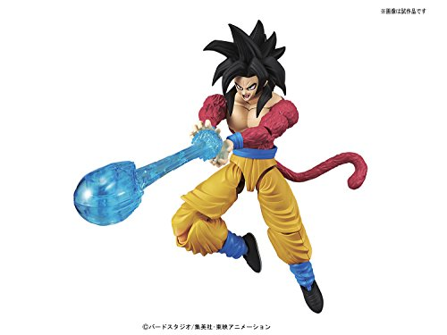 Dragon-Ball-Z-Dragon-Ball-GT-Super-Saiyan-4-Son-Goku-Figure-rise-StandardImportacin-Japonesa-0-1