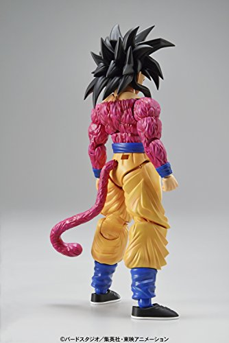 Dragon-Ball-Z-Dragon-Ball-GT-Super-Saiyan-4-Son-Goku-Figure-rise-StandardImportacin-Japonesa-0-6