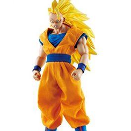 Figuras de Dragon Ball: Goku y otros personajes