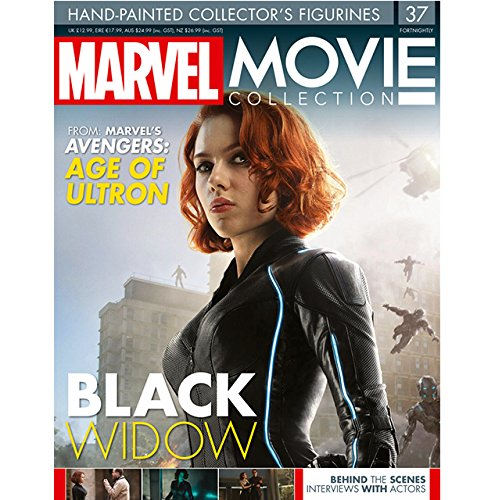 FIGURA-DE-RESINA-MARVEL-MOVIE-COLLECTION-N-37-BLACK-WIDOW-0-2