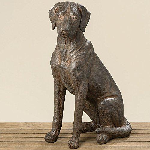 Figura-de-perro-sentado-de-resina-oxidada-Alto66cm-0