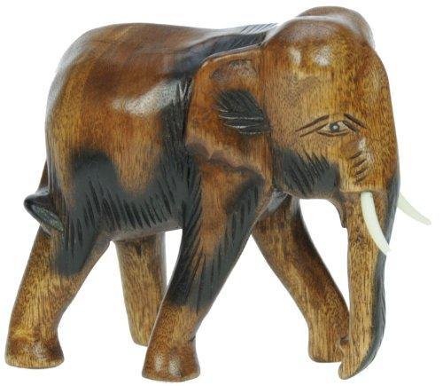 Figura-del-elefante-ornamento-de-la-decoracion-del-hogar-escultura-madera-tallada-tamano-del-animal-tamao-19cm-0-0
