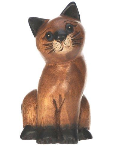 Figura-del-gato-sentado-ornamento-de-la-decoracion-del-hogar-escultura-madera-tallada-tamano-del-animal-tamao-16cm-0