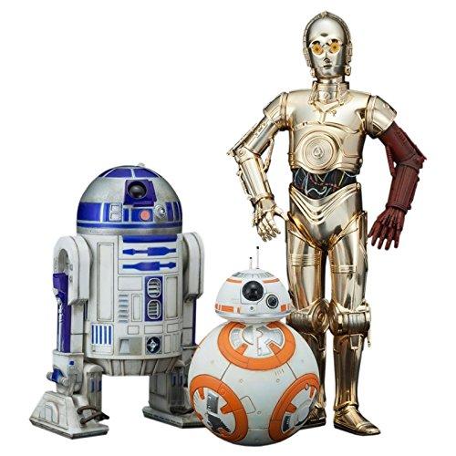 Figuras de Star Wars: la pelicula
