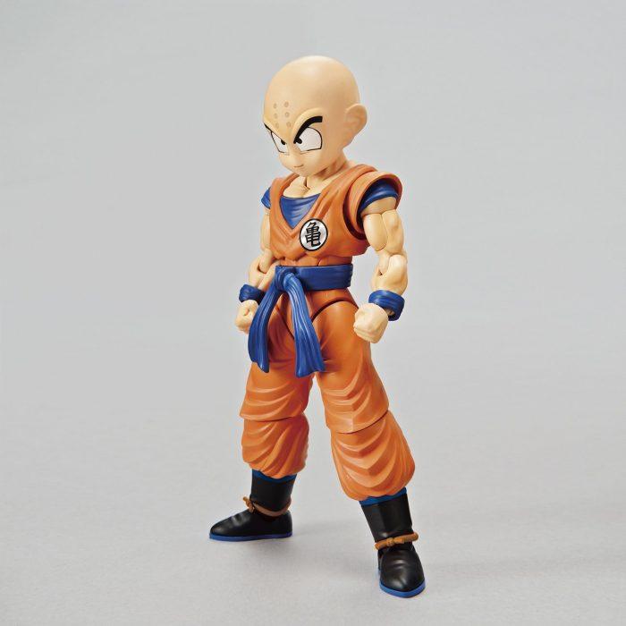 Maqueta-Necesario-Su-Montaje-Bandai-Hobby-Figure-Rise-Standard-Dragon-Ball-Krilin-Color-Plastic-Model-Figurise-0-7
