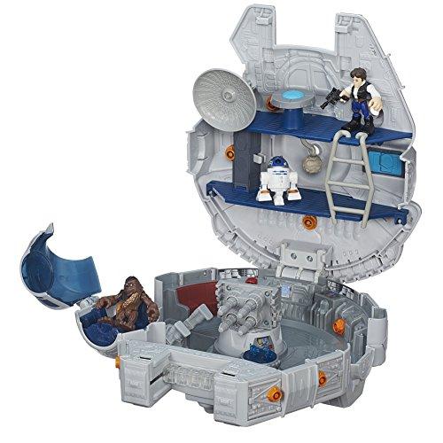 Pla-Heroes-Playskool-Star-Wars-halcn-milenario-Hasbro-B3816EU4-0-0