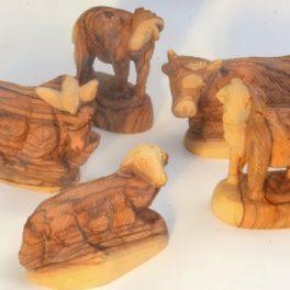 Set-de-Beln-figuras-estilo-clsico--Juego-completo-Altura-23-cm-906-Pulgadas-14-piezas-De-madera-de-olivo-tallada-a-mano-en-la-tierra-santa-0