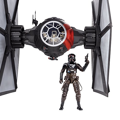 Star-Wars-Nave-de-batalla-Tie-Fighter-con-piloto-Primera-Orden-Hasbro-B3954eu6-0-2